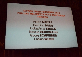 The Alfred Fried Photography Award Gala 2013_7