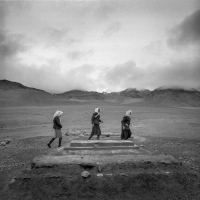 Tajiks on the Pamir Plateau, Fan Li_19