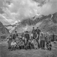 Tajiks on the Pamir Plateau, Fan Li_1