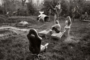 Alain Laboile, Summer of the fawn_12