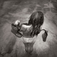 Alain Laboile, Summer of the fawn_6