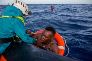 Rescued at sea, Alessio Paduano, Italy_1