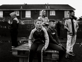 Toby Binder, Youth of Northern Ireland_2
