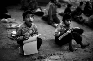 School for the less Fortunate, Altaf Qadri_4
