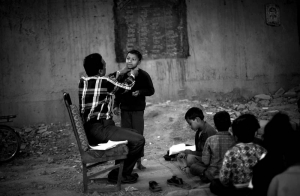 School for the less Fortunate, Altaf Qadri_7